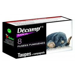 ANTI TAUPES FUMIGENES