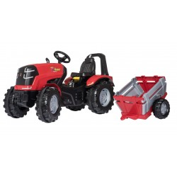 TRACTEUR A PEDALES ROLLY X-TRAC PREMIUM