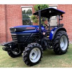 TRACTEUR FARMTRAC FT6050-C Pro ROUES AGRAIRES TRANSMISSION MÉCANIQUE