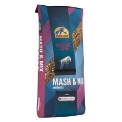 Mélange MASH & MIX pour chevaux - Sac de 15kg