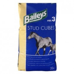 ALIMENT CHEVAL STUD CUBE 20 KG