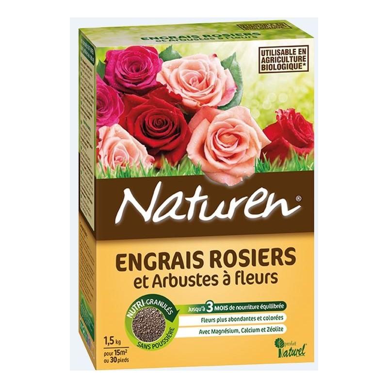 engrais naturen rosiers 1 5kg p le vert villeneuve sur lot. Black Bedroom Furniture Sets. Home Design Ideas
