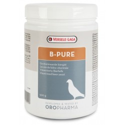 Levure de bière vitaminée pour pigeons - Boite de 500g