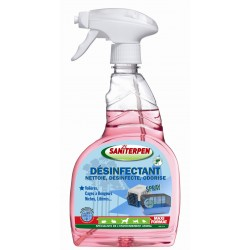 DESINFECTANT NETTOYANT SPRAY 750ML