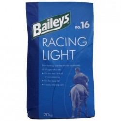 ALIMENT CHEVAL RACING LIGHT 20KG N 16