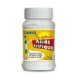 ACIDE CITRIQUE 400GR